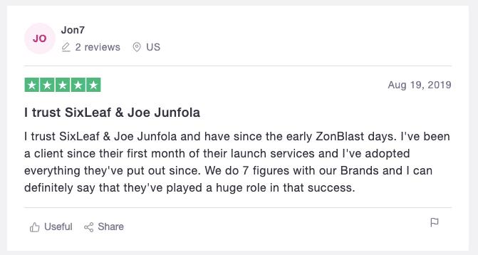 Zonblast review
