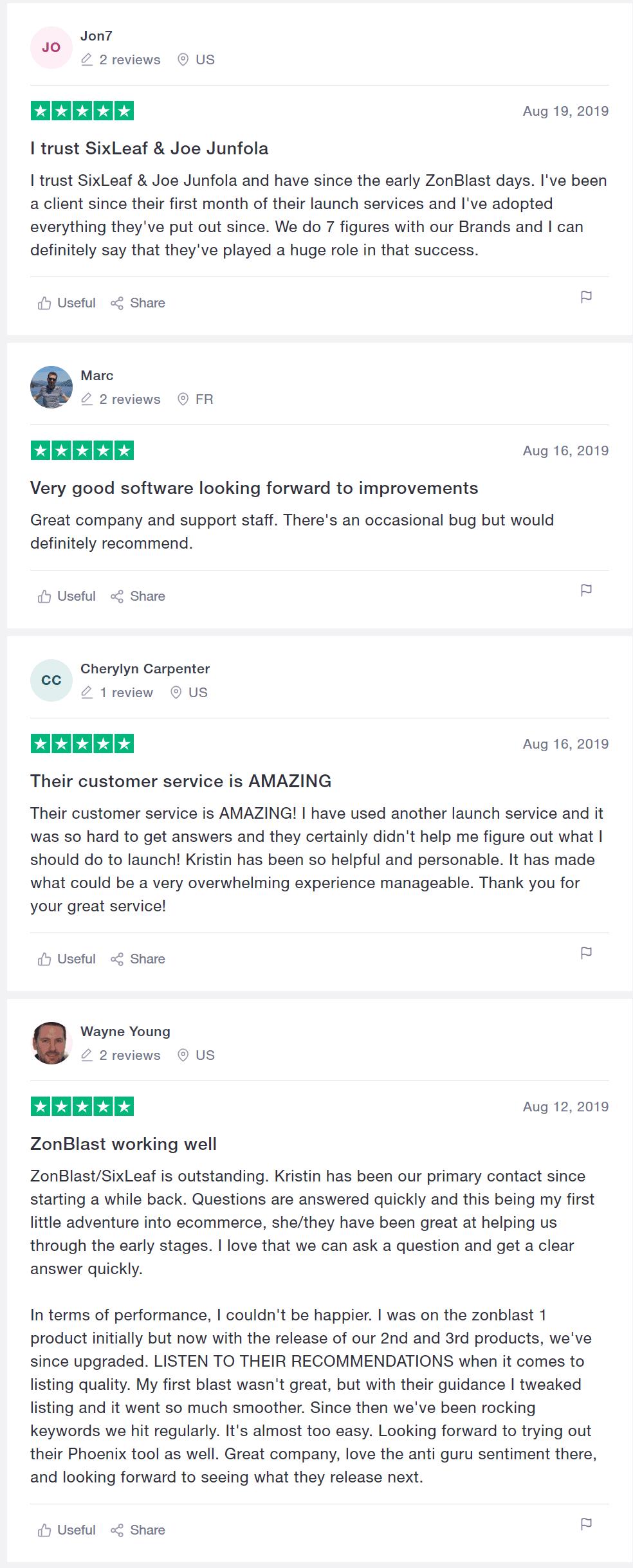 SixLeaf-Reviews-Read-Customer-Service-Reviews-of-www-sixleaf-com