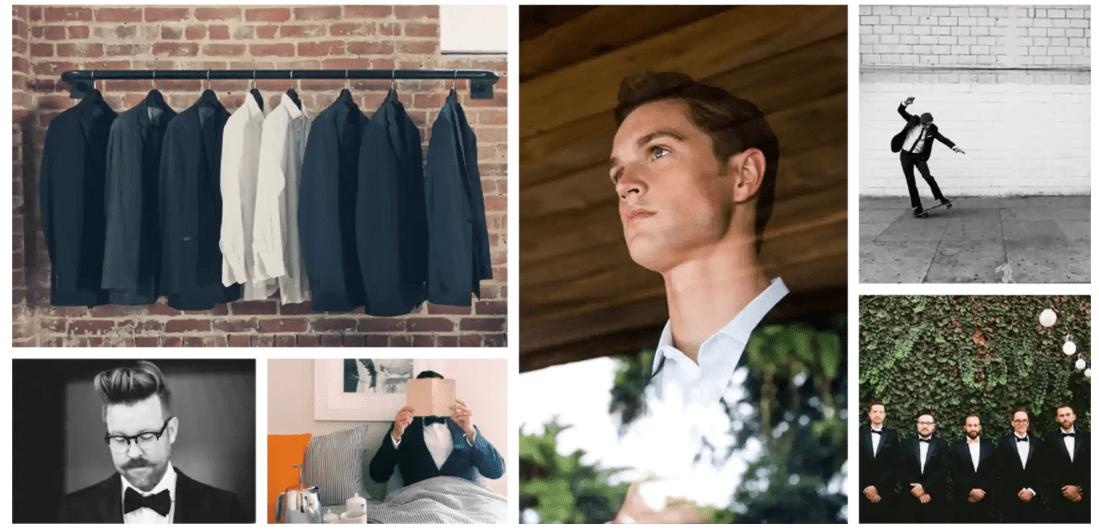 The Black Tux discount - Fit Guarantee