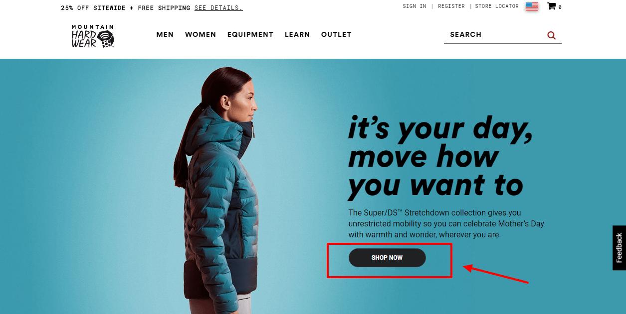 Womem Outdoor Clothing - Mountain Hardwear Deals