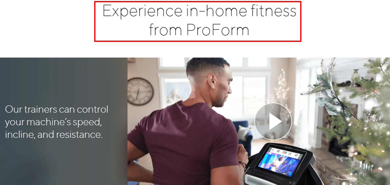 proform bike & treadmill reviews