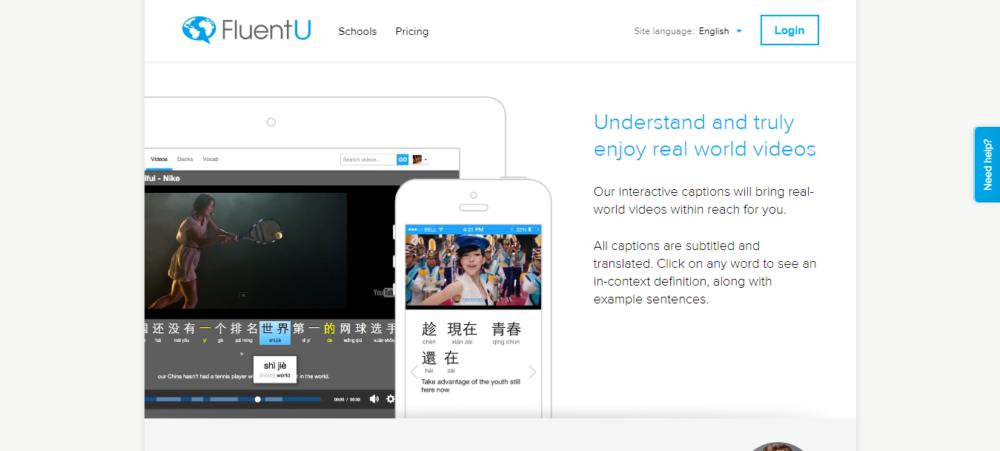 FluentU Videos