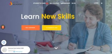John Academy Coupon Codes Review Homepage