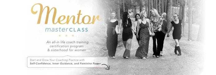 Mentor masterclass - online life coach