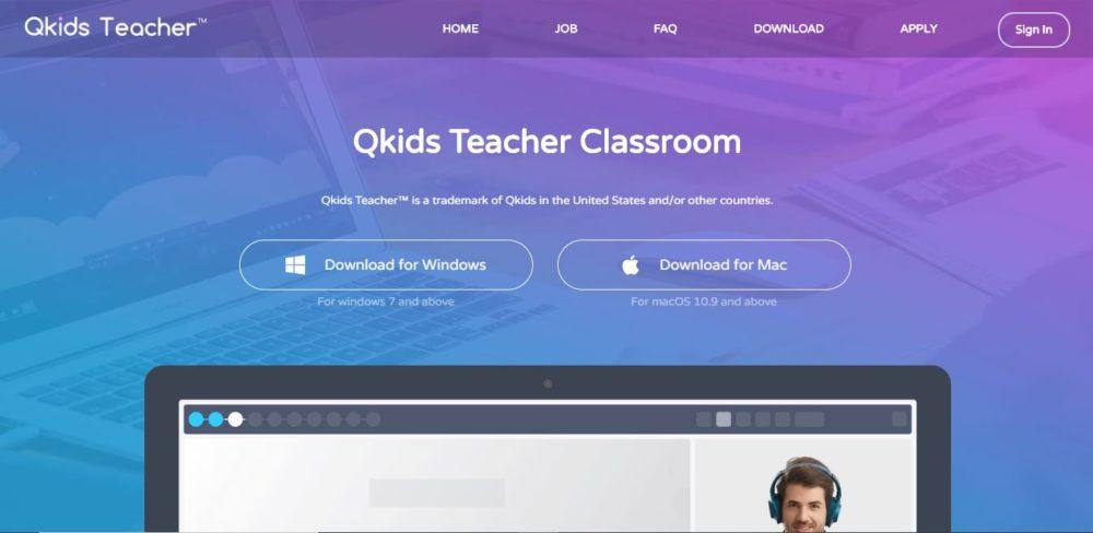 Qkids Teachers Classroom