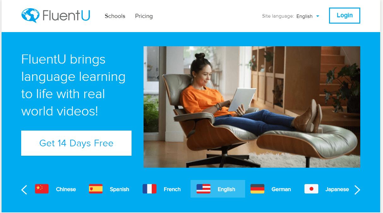 fluentu japanese learning