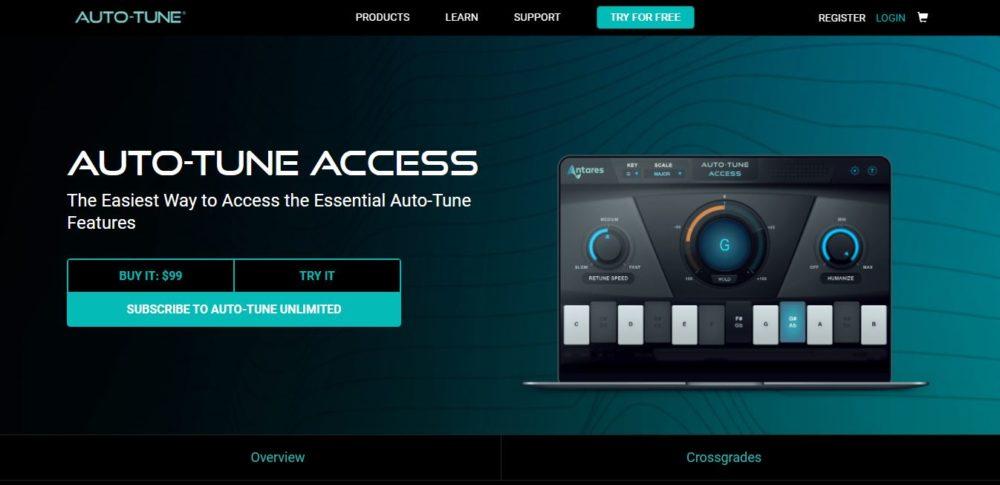 Autotune Access Antares