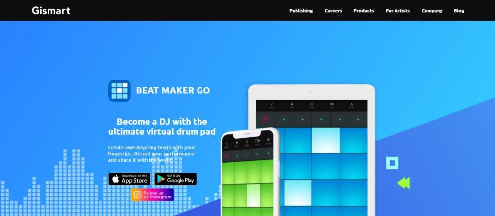 Beat Maker Gismart