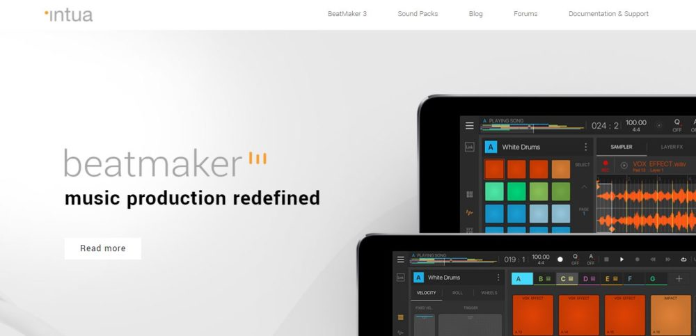 Beat Maker Intua