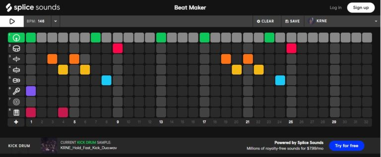 Beat Maker Splice Sound