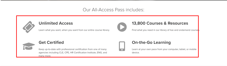 Lorman All access pass featured- lorman coupons