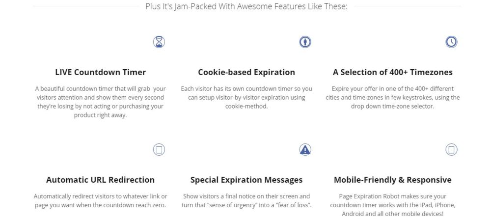 Page Expiration Robot- Alternatives to Deadline Funnel