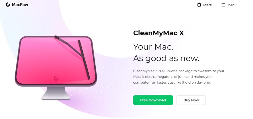 CleanMyMac- Best Mac Cleaner
