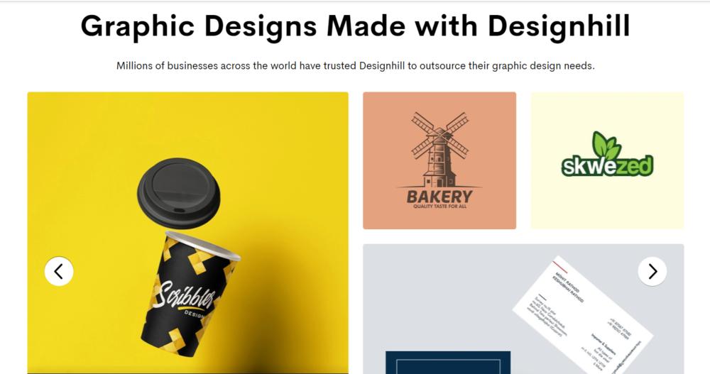 Graphic design at Designhill- best T-shirt design software