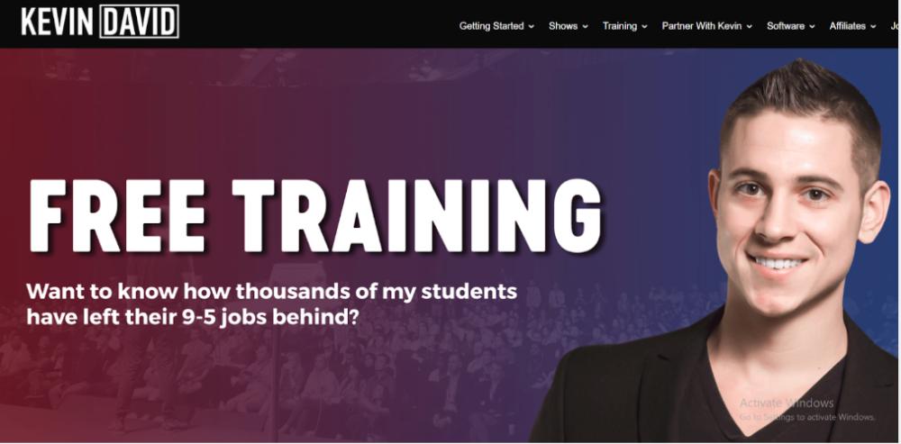 Free Online Training Program