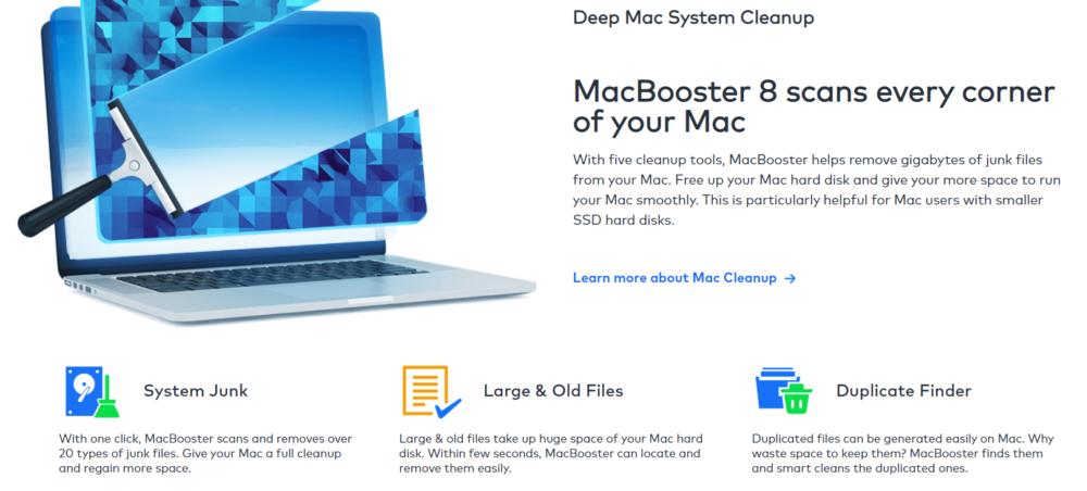 Mac Booster
