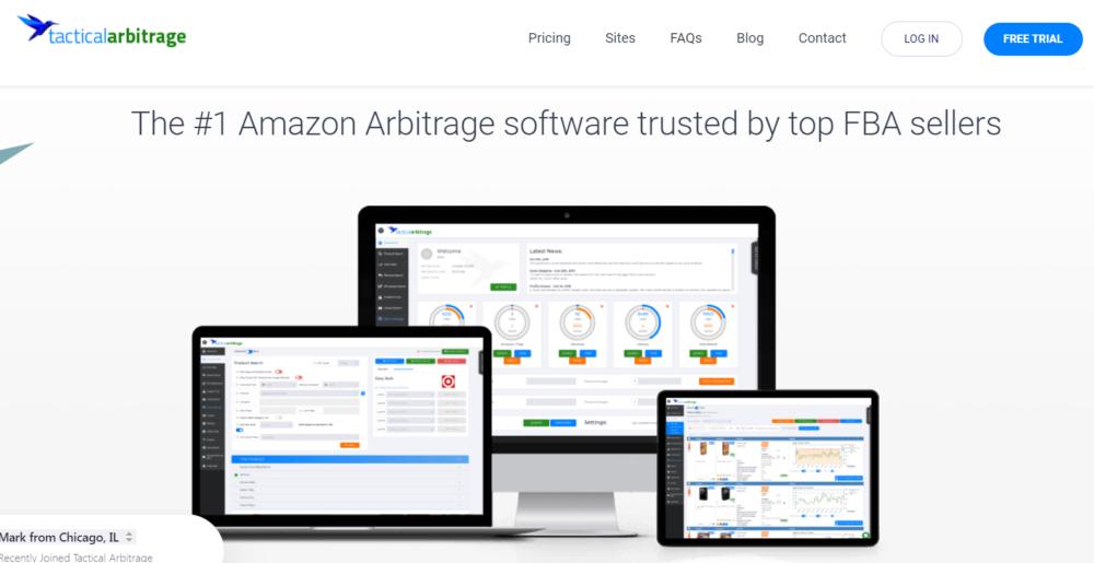 Amazon Arbitrage Software