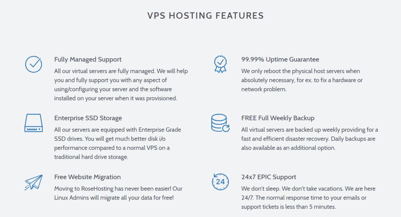 RoseHosting-features-coupon-code