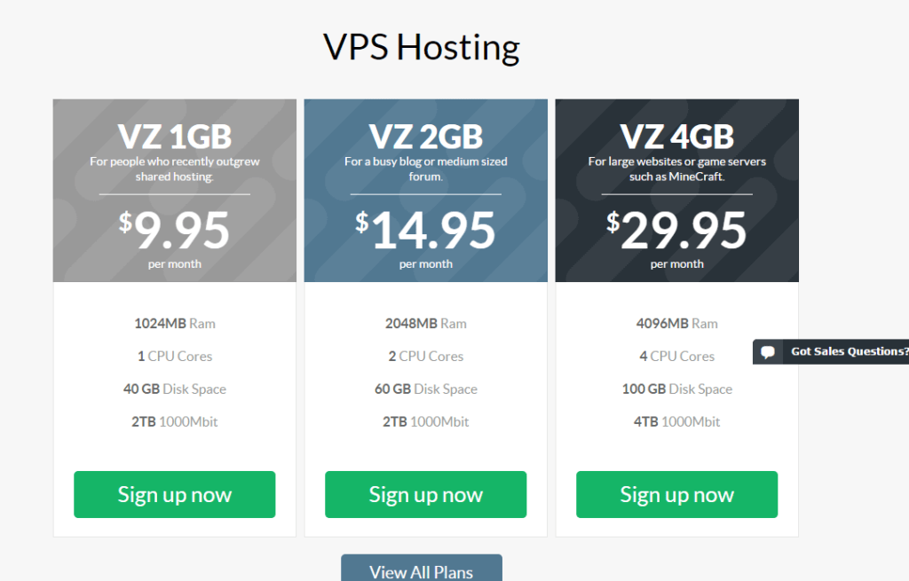 StableHost Coupon - VPS
