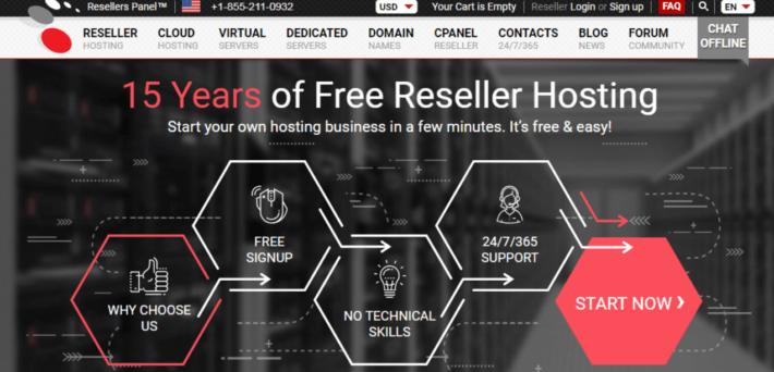ResellersPanel Hosting