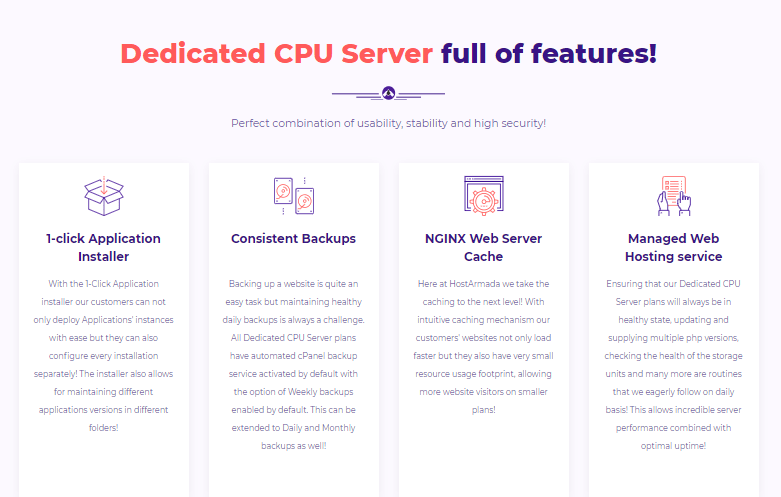 managed web hosting service