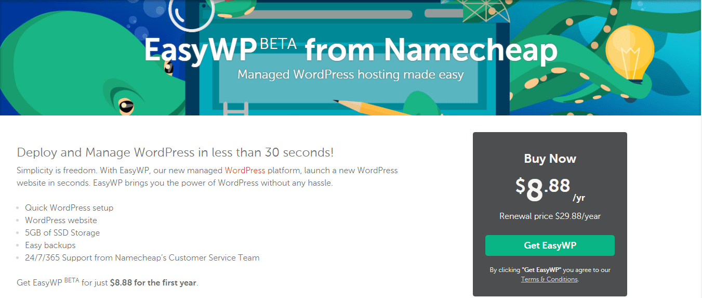 NameCheap Coupon-plan