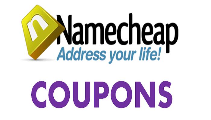 NameCheap Coupon