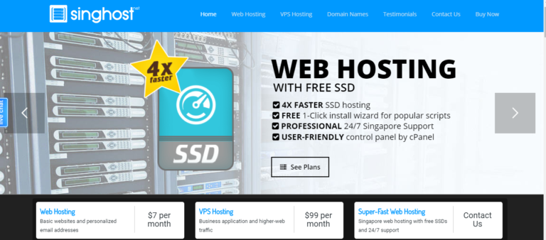 sighost-hosting