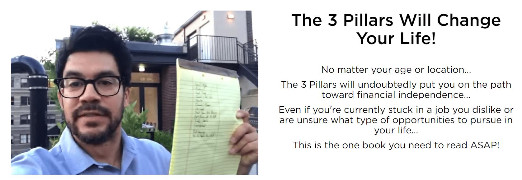 3 Pillars will change your life