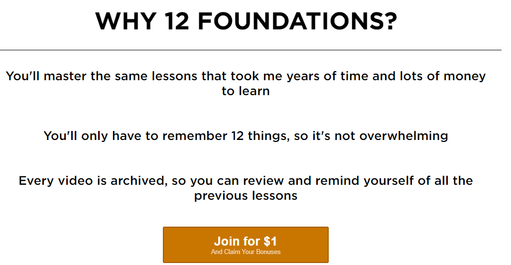why 12 Foundations of Wealth Book by tai lopez?