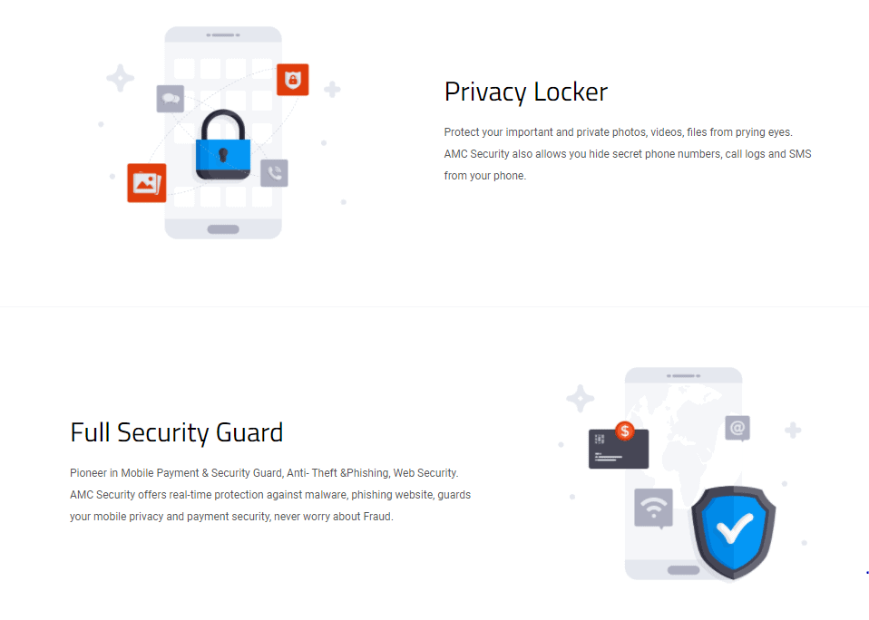 Advanced Mobile Care Security Privacy