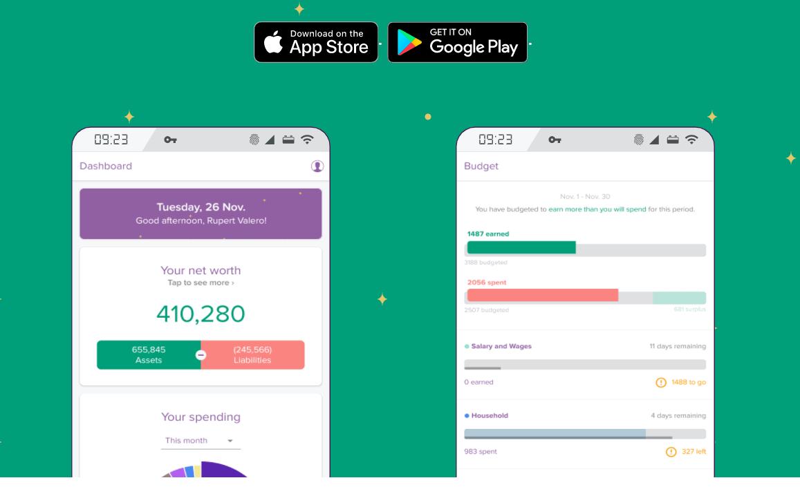 Companion-Mobile-App-for-iOS-and-Android-PocketSmith-PocketSmith