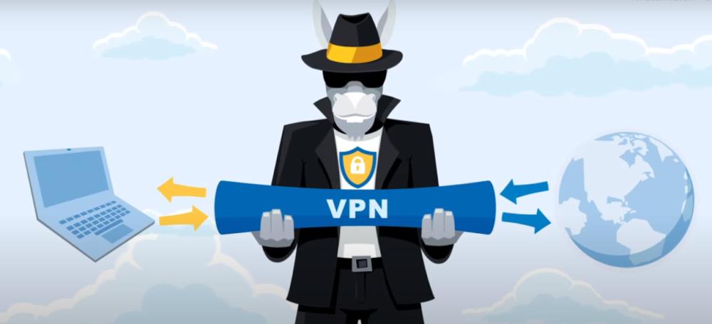 HideMyAss - VPN