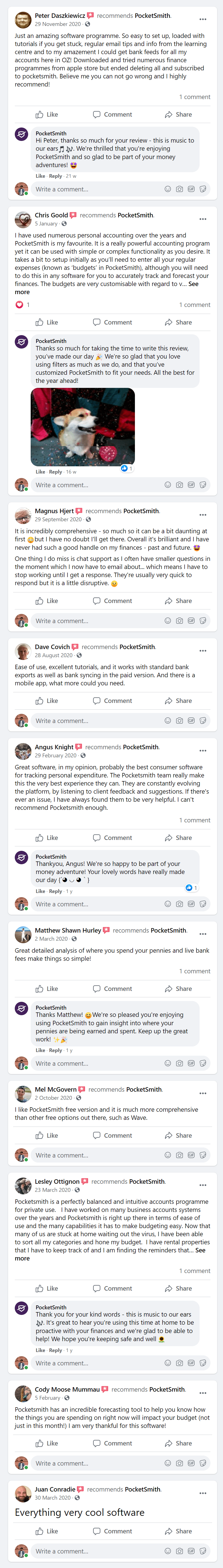 PocketSmith-Facebook