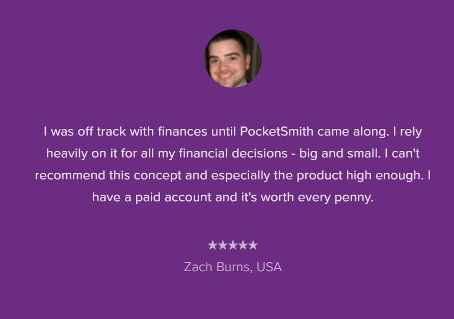 PocketSmith-Testimonials-and-reviews