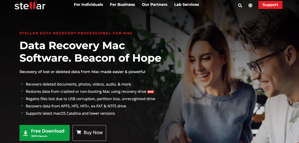 Stellar Data Recovery For Mac Review