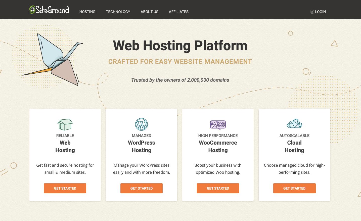Web Hosting Serv
