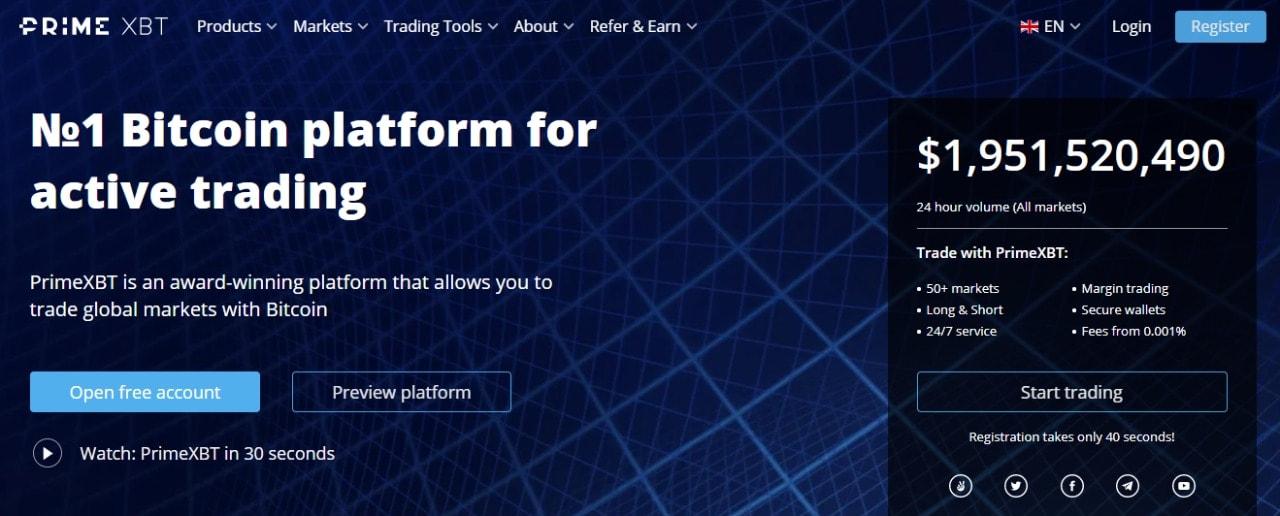 primexbt review- bitcoin platform