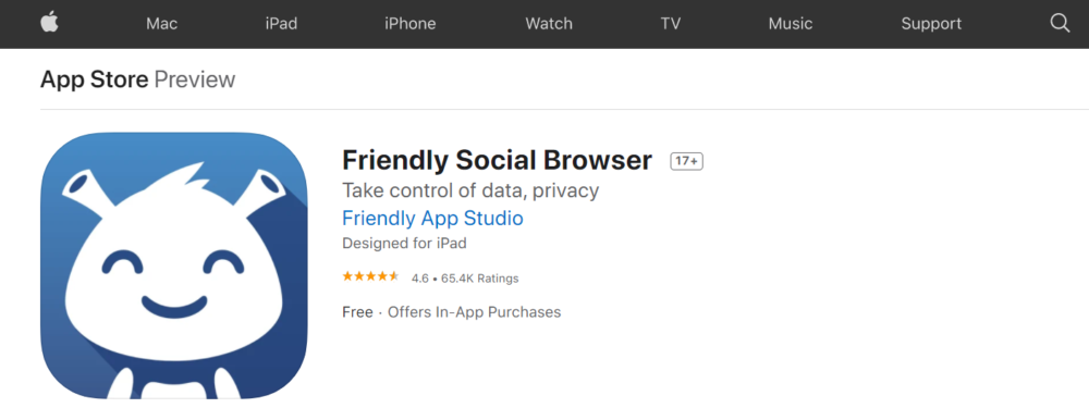 Facebook Messenger Apps Friendly