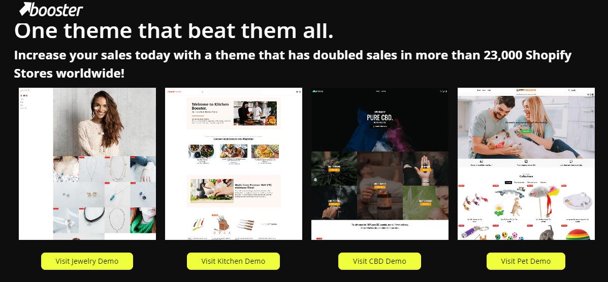 booster shopify theme