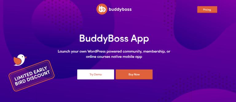 buddyboss app review