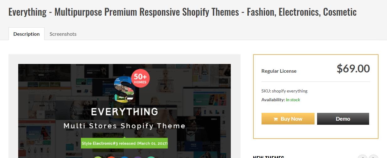 everything responsive theme