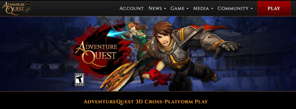 Multiplayer Games Adventure Quest