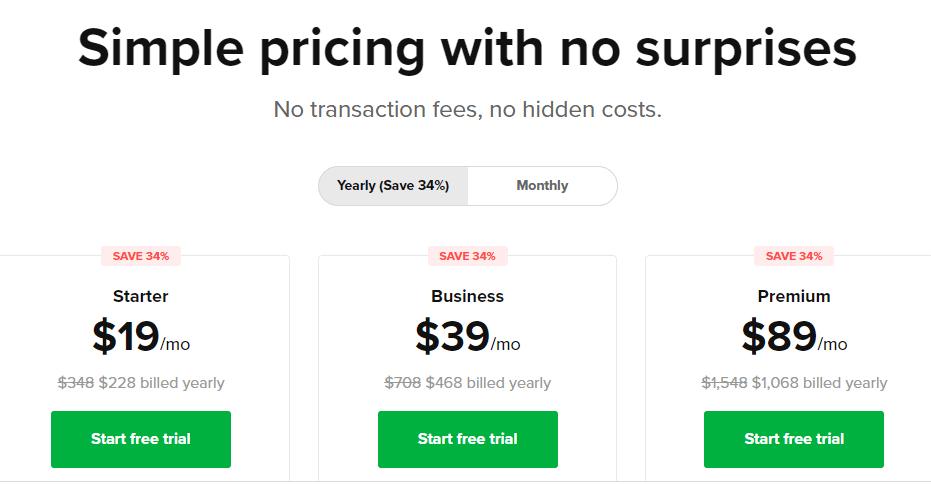 sellfy coupon codes