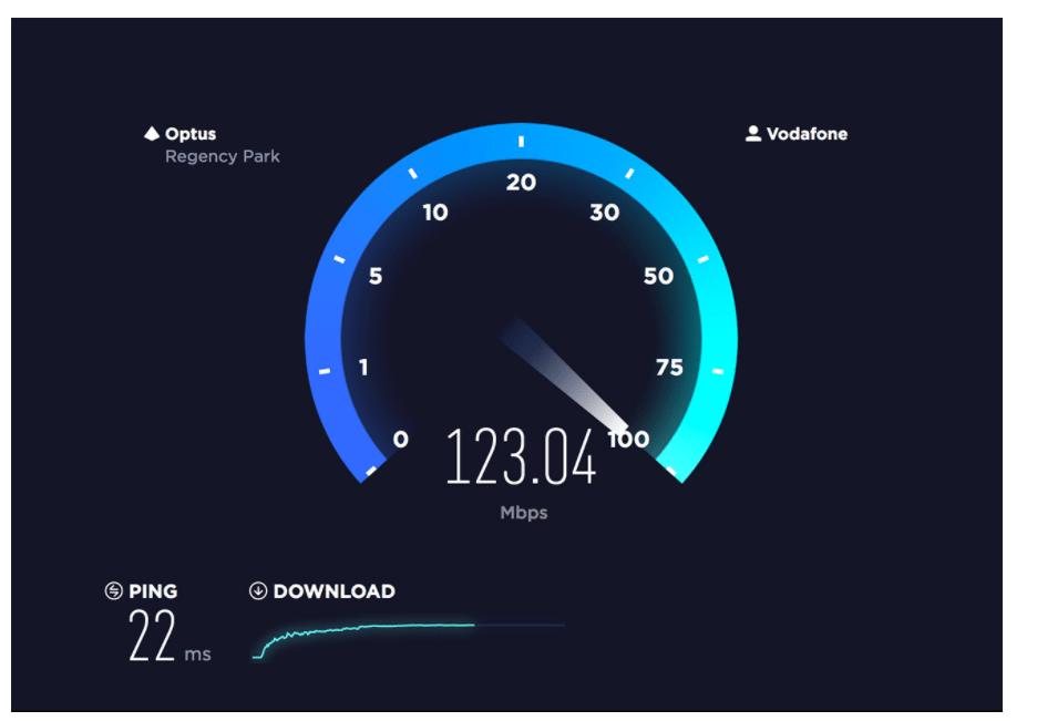 Speed Up Internet network speed