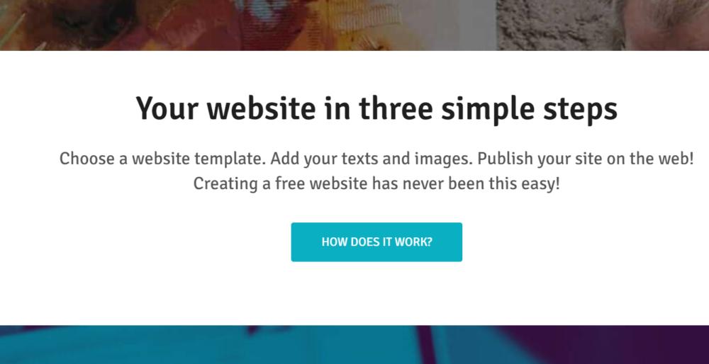 WebSelf Features