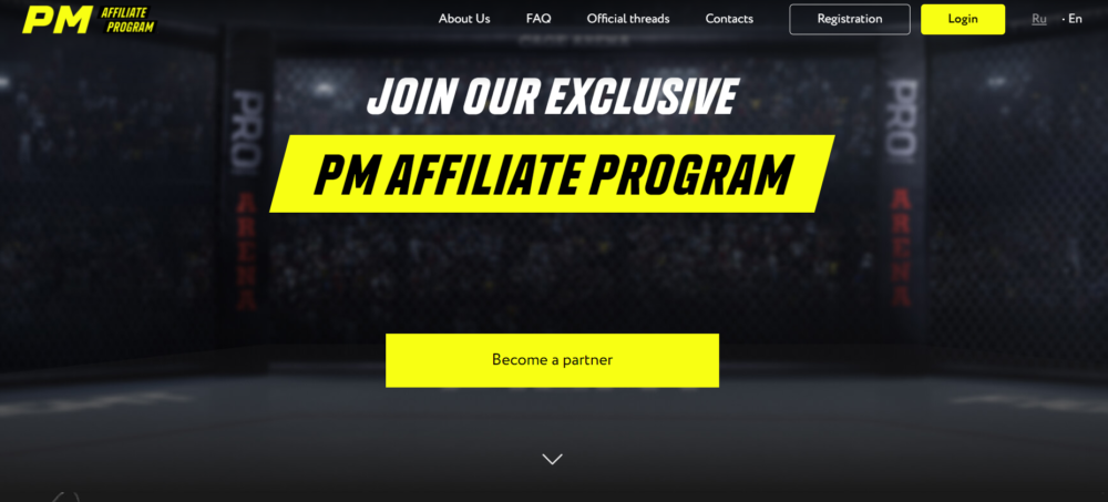 pm affiliate