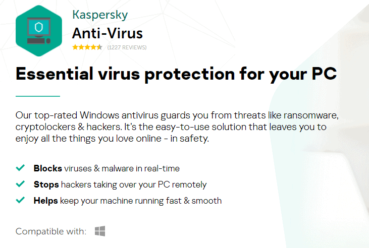 virus protection for pc
