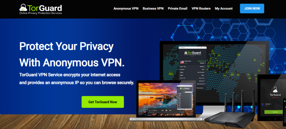 TorGuard Anonymous VPN Review