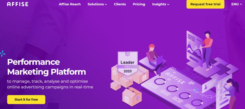 Affise Marketing Platform